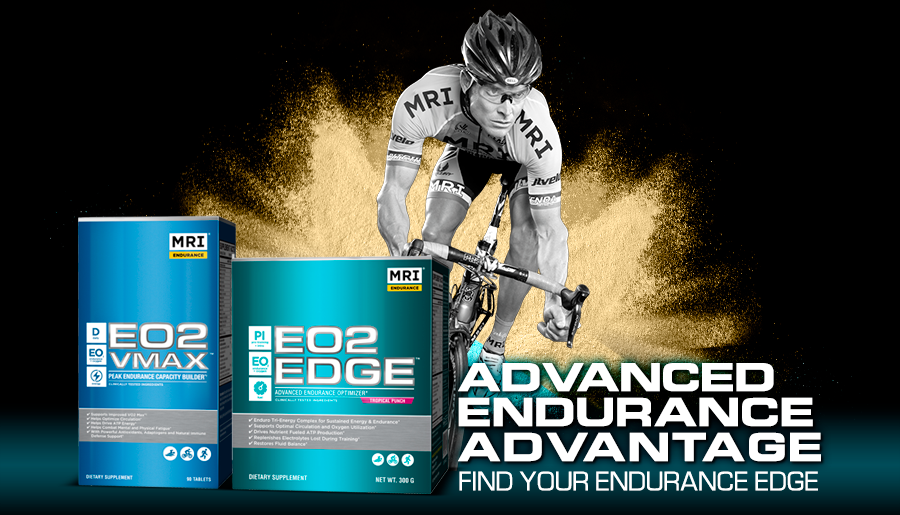 E02VMAX and E02EDGE Endurance Energy Drink by MRI-Endurance